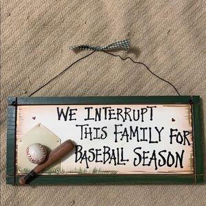 Perfect for baseball fan!! ⚾️ ⚾️ ⚾️